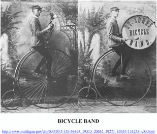 bicycle band