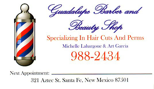 guadalupe barber shop